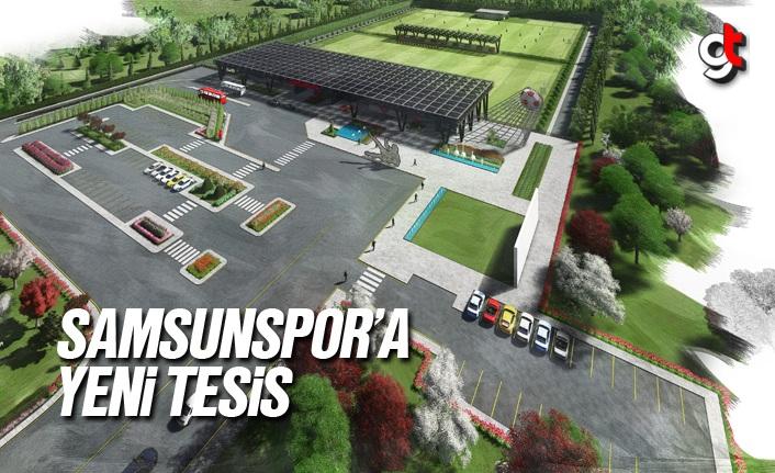 Mustafa Demir, 'Samsunspor'a Yeni Tesis Yakışır'