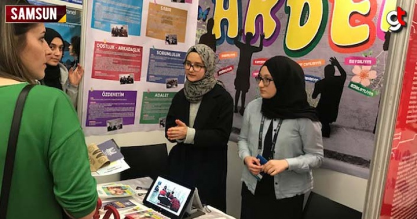 Akran RehberliğiTÜBİTAK Proje Yarışmasında Türkiye ikincisi oldu