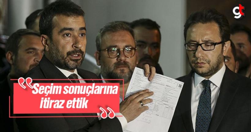 Ankara'da Seçim Sonuçlarına İtiraz Edildi