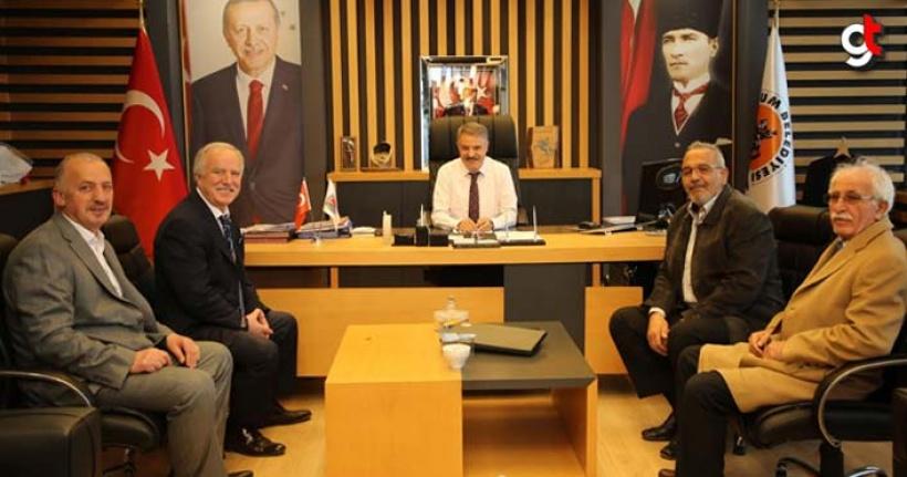 Cemil Deveci, 'Kapımız Herkese Açık Olacak'