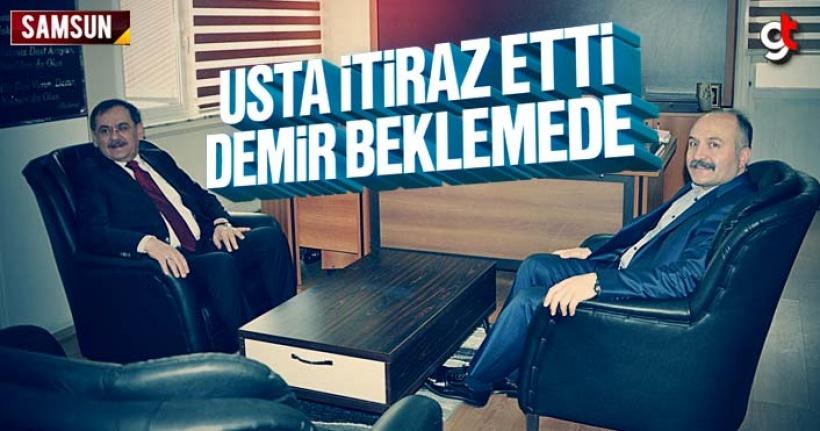 Erhan Usta İtiraz Etti, Mustafa Demir Mazbatayı Bekliyor