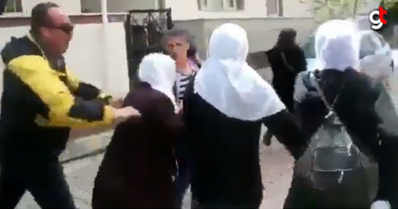 Gebze Cezaevi Önünde Bekleyen Annelere Kötü Davranan Polislere Soruşturma Açıldı