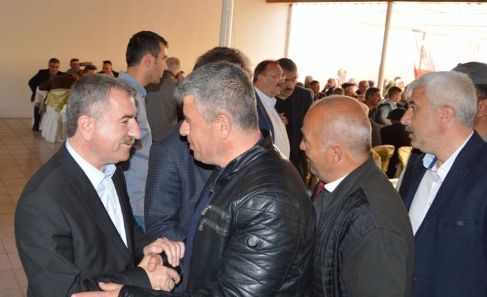 Havza Belediye Başkanı Özdemir mevlit okuttu
