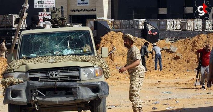 Libya Kan Gölüne Döndü