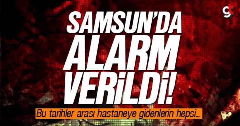 Samsun'da Bu Tarihler Arası Hastaneye Gidenlerin Hepsi...