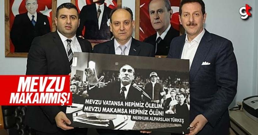 Türkav Samsun Başkanı Alaattin Er Görevden Alındı