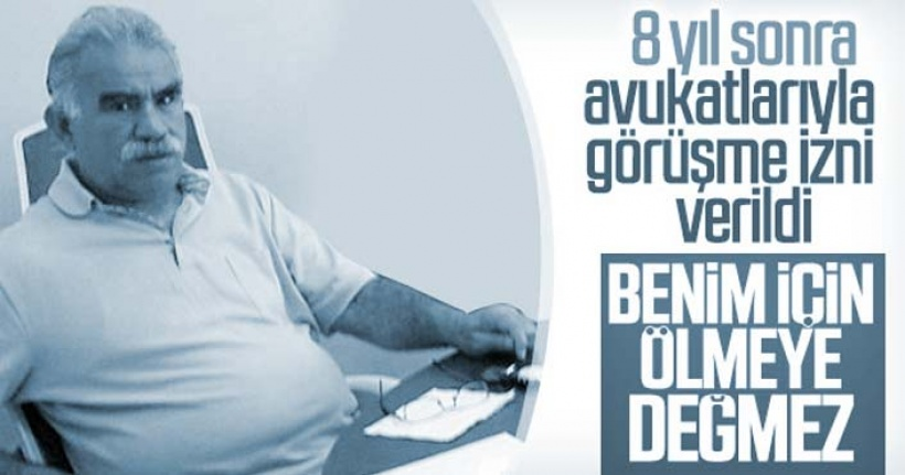 Abdullah Öcalan, avukatlarıyla ne görüştü?
