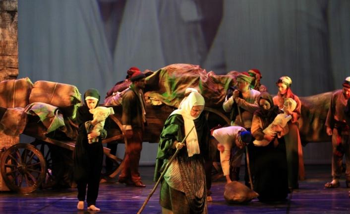 Atatürk'ün Milli Mücadele dönemi opera sahnesine taşınıyor