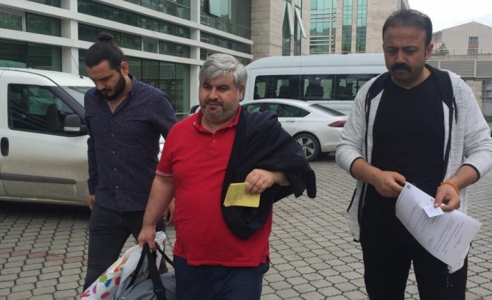 """FETÖ'nün """"Samsun bölge arama tarama mesulü""""ne tutuklama"""