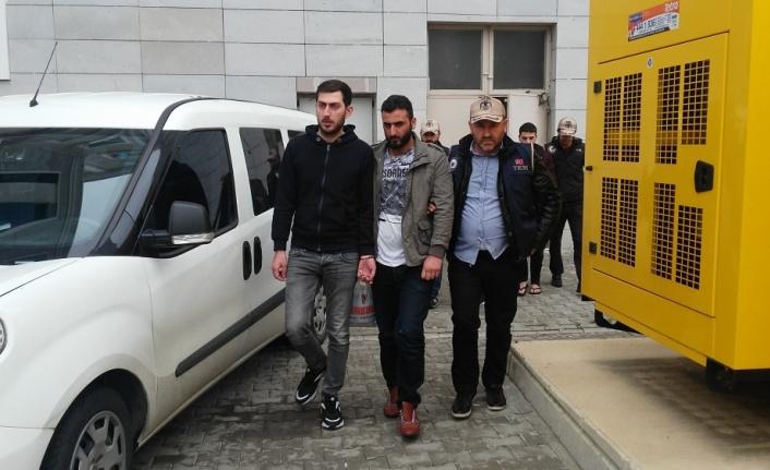 Samsun'daki DEAŞ operasyonunda 4 kişi serbest bırakıldı