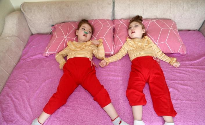 Hasta ikizlerin ailesi yardım bekliyor