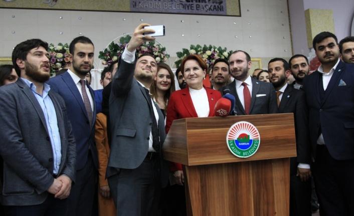 İYİ Parti GİK toplantısını Samsun'da yaptı