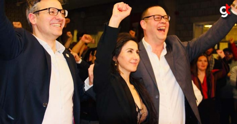 Karadenizli Ayşe, Belçika Meclisine Girecek