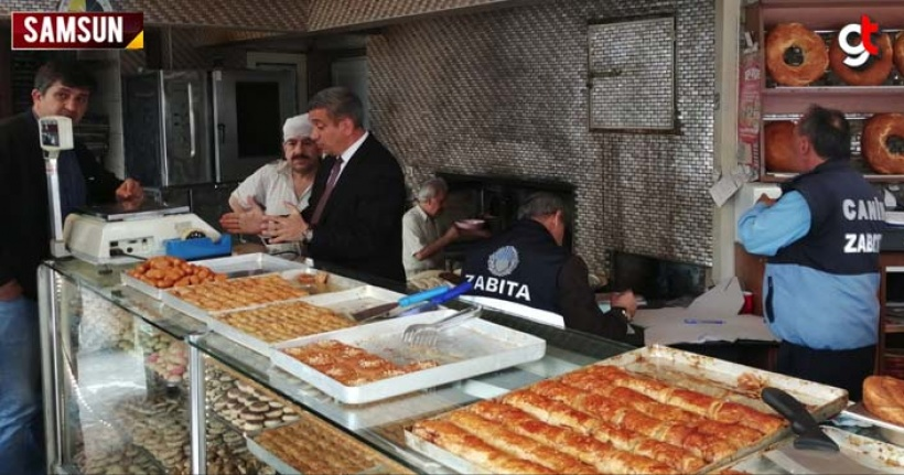 Ramazan'da Fırınlara Sıkı Denetim