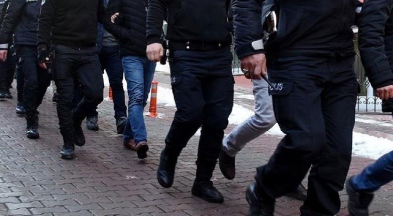 Samsun'da 17 Kişiye Terör Gözaltısı