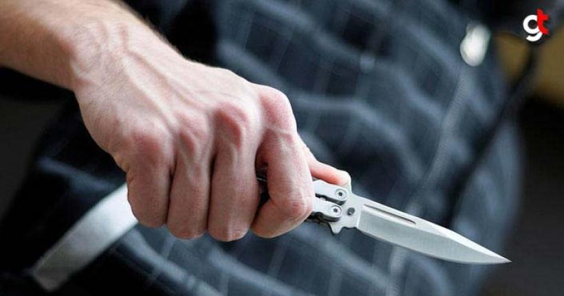 Samsun'da bıçaklı kavga sonucu tutuklandı
