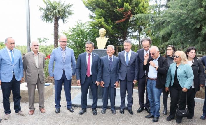 Samsun'da 100. yıl anısına Atatürk Botanik Orman Parkı