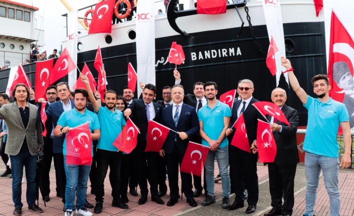 Türkiye İhracatçılar Meclisi Samsun'da