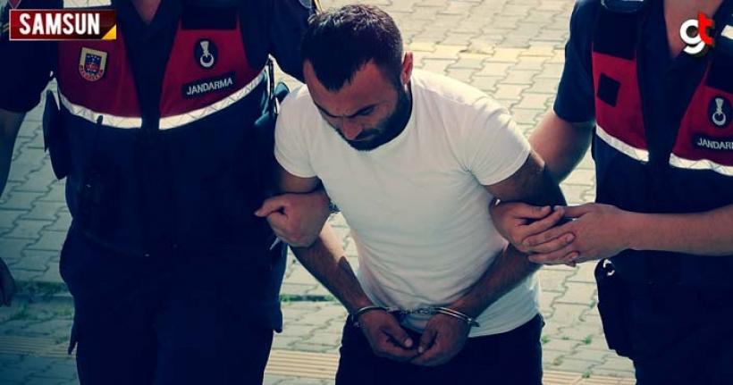 Çarşamba'da uyuşturucu yetiştiren kişi tutuklandı