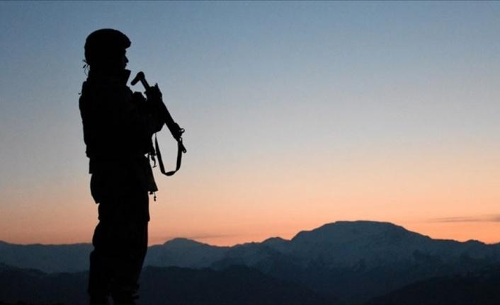 Turuncu listedeki PKK'lı terörist öldürüldü