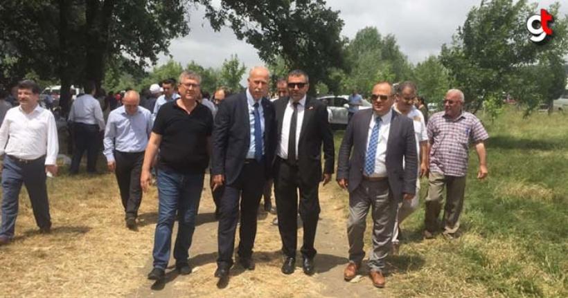 Karapıçak, 'İstanbul'a yarım kalan işi bitirmeye geldik'