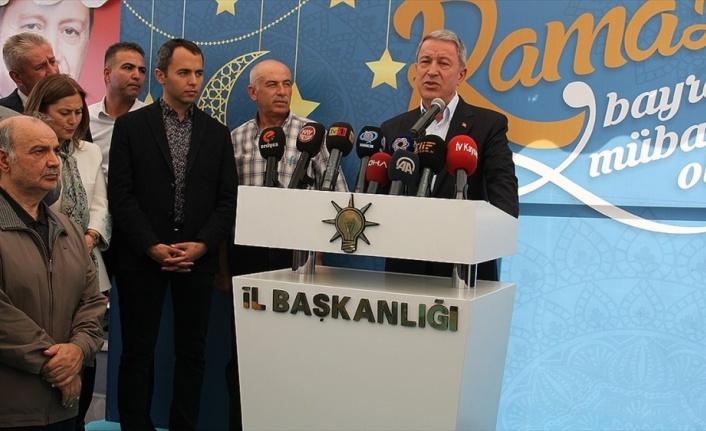 Türkiye'yi teröristlerden kurtaracağız