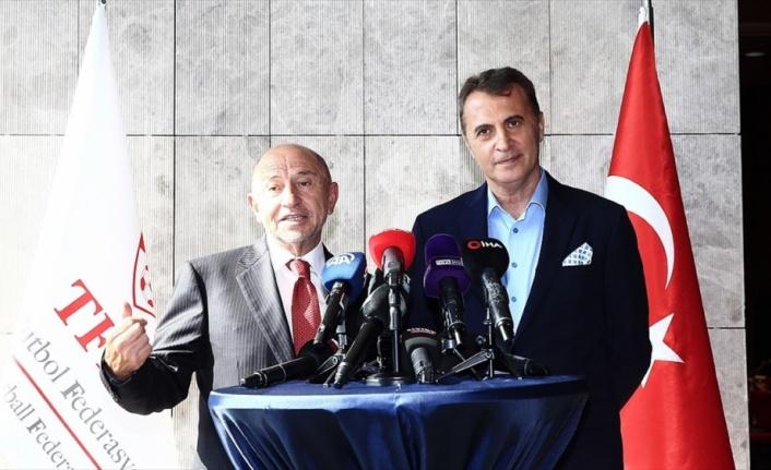 TFF Başkanı Özdemir: Digiturk'ün talepleri ile ilgili bir kurul kurduk
