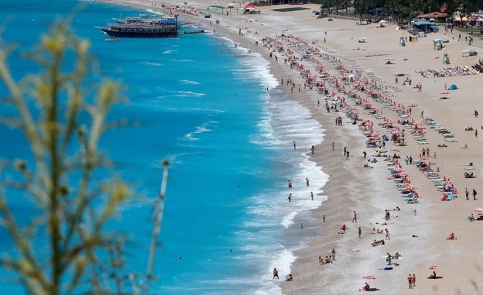 Bu yıl turizm rekoru bekleniyor