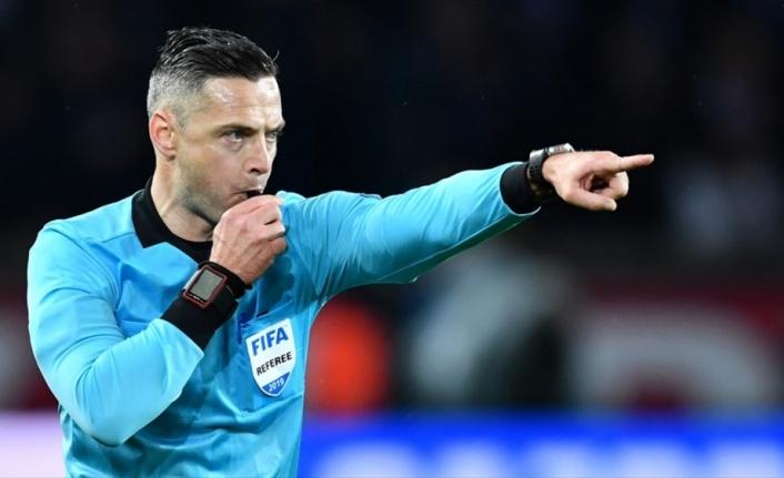 Türkiye-Fransa maçını Skomina yönetecek