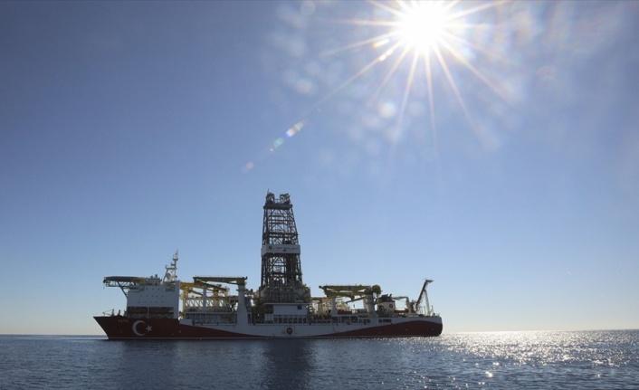 Perşembe günü Akdeniz'de petrol arama çalışması yapılacak