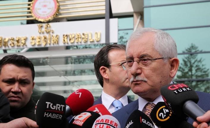Seçimlerde kanuna aykırı görevlendirmelerle ilgili suç duyurusu HSK'ye gönderildi