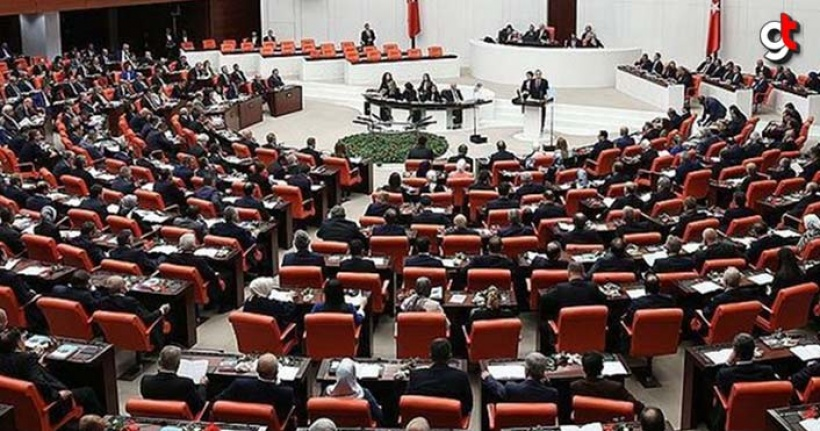 10 Milletvekilinin dokunulmazlığı kaldırılması teklifi mecliste