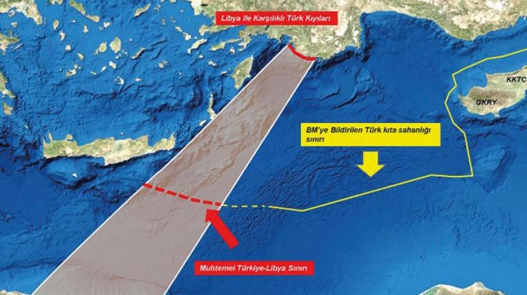 AB, yasadışı dedi, Türkiye tepki gösterdi, Akdeniz'de sular ısınıyor
