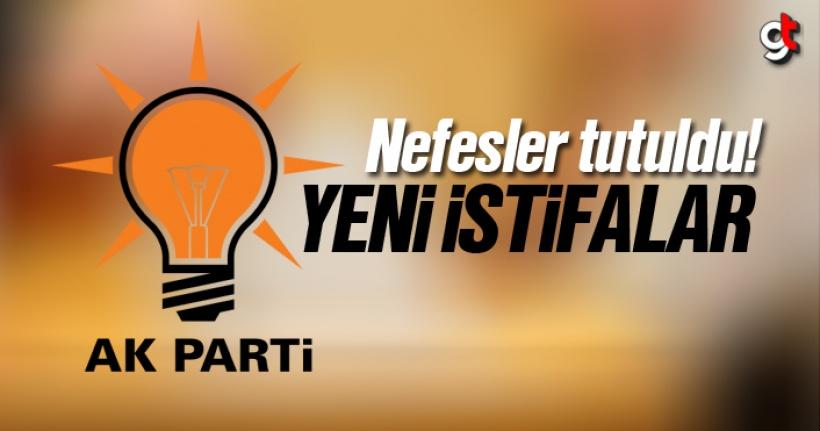 AK Parti'den hangi isimler istifa edecek?