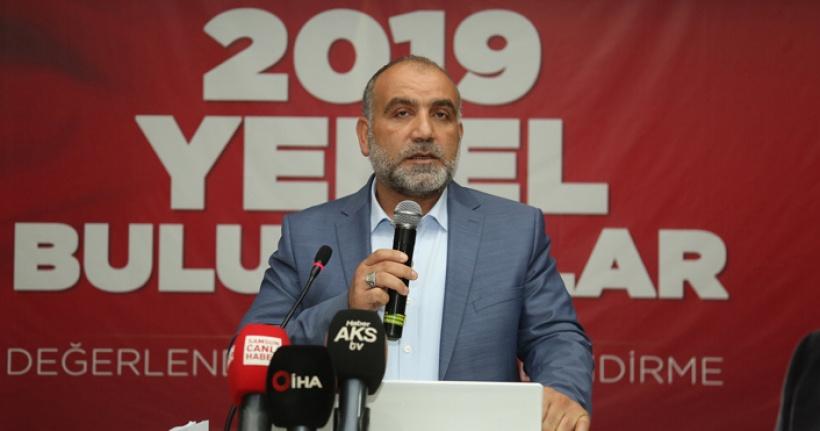 Canik Belediye Başkanı İbrahim Sandıkçı 100 günlük icraatını anlattı