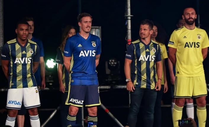 Fenerbahçe'nin 2019-2020 yeni sezon formaları tanıtıldı