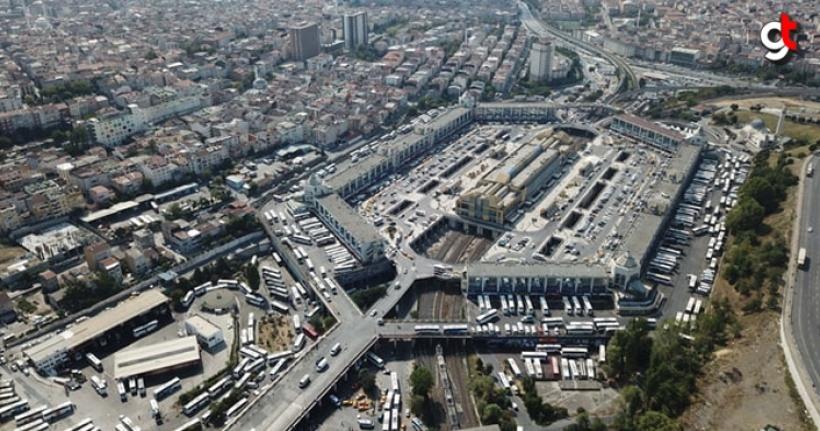 İstanbul 15 Temmuz Otogarı, İSPARK'a devrediliyor!