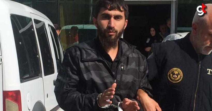 Samsun'da terörist tutuklandı