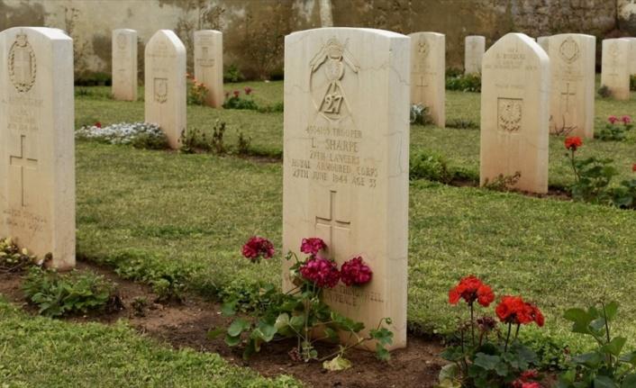 Sultan 2. Abdülhamid'in Lübnan'daki eserlerinden 'İngiliz Mezarlığı'