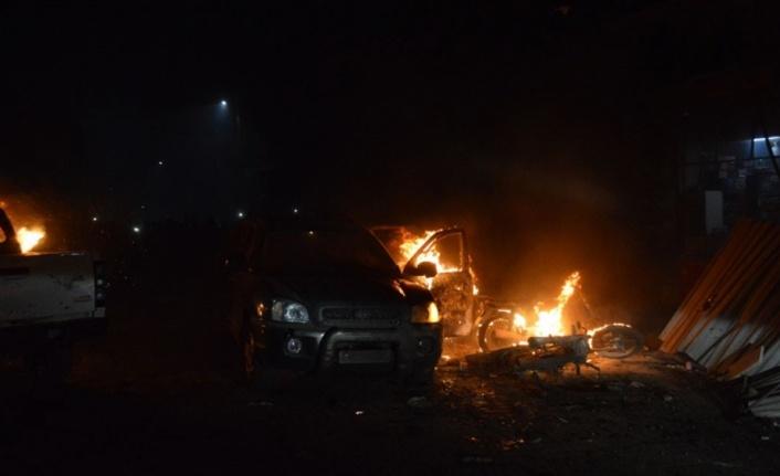 Suriye'de YPG/PKK havan saldırısı düzenledi: 1 ölü, 3 yaralı