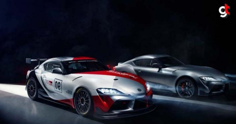 Toyota GR Supra GT4'ün satışlarına 2020'de başlanıyor