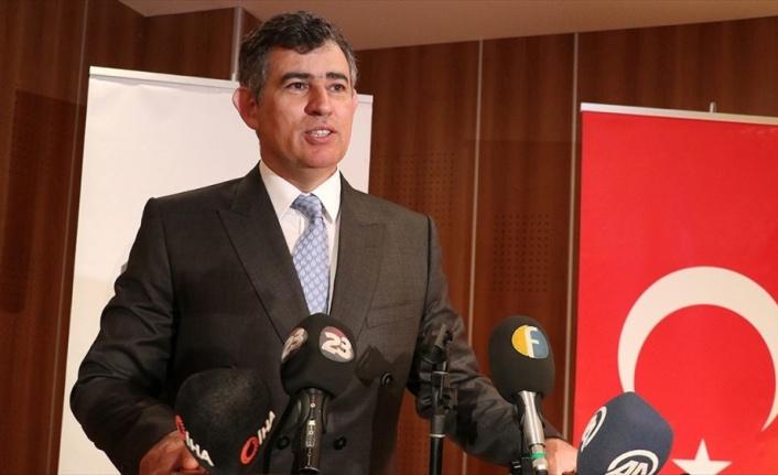 Feyzioğlu: Yargı reformu paketi Türkiye'nin önünü açacaktır