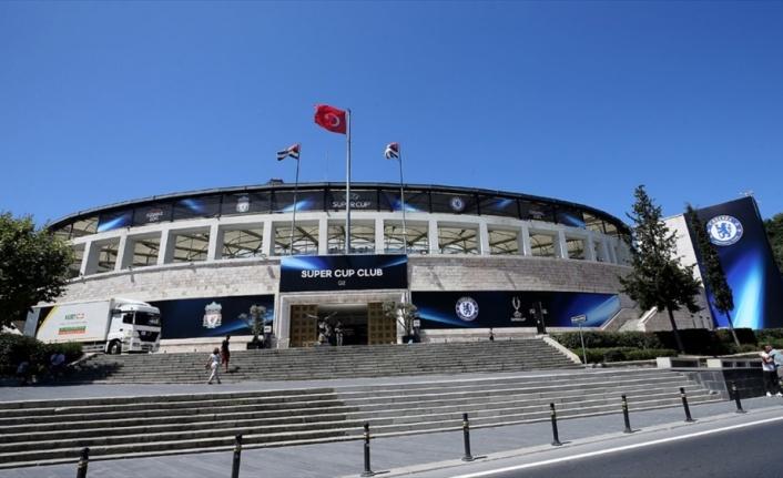 İstanbul'da 'UEFA Süper Kupa Finali' tedbirleri