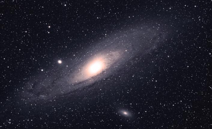 On bir milyar yaşındaki galaksiler görüntülendi