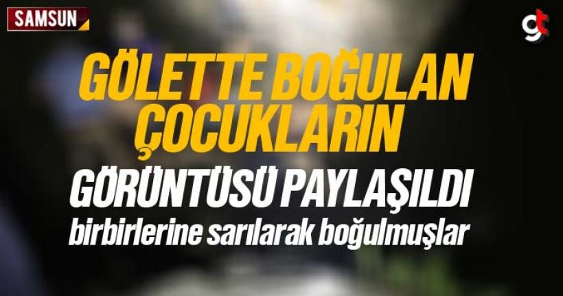 Samsun Haber: Tekkeköy'de gölette boğulan çocukların cesedine ulaşıldı