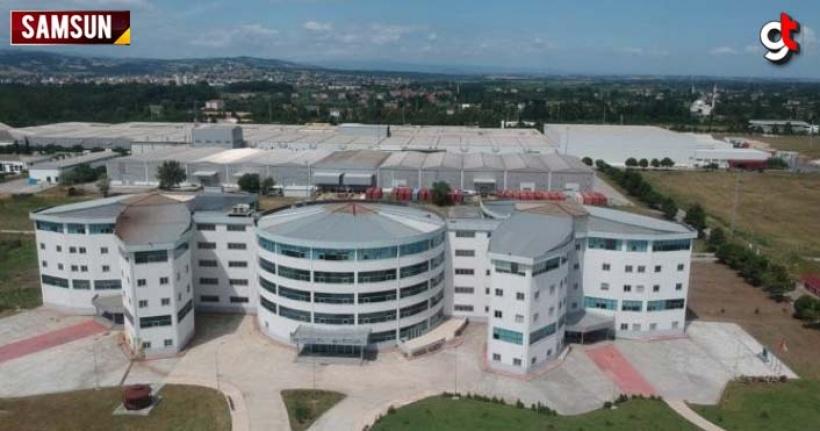 Samsun Üniversitesi Teknik Bilimler MYO Açılıyor