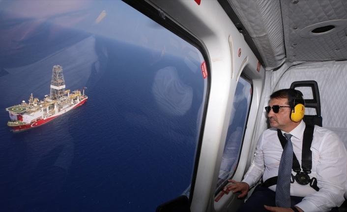 'Türkiye Doğu Akdeniz'deki haklı davasından asla geri dönmeyecek'