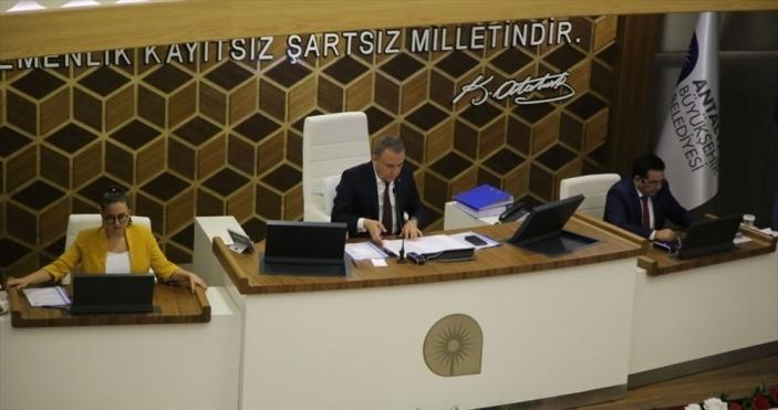 Antalya'da suya yüzde 20 zam yapıldı