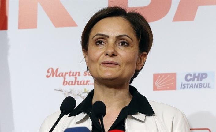 Canan Kaftancıoğlu 9 yıl 8 ay  hapis cezası aldı