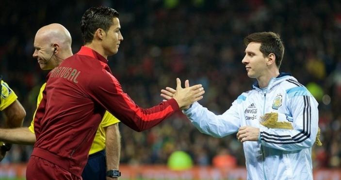 Cristiano Ronaldo: Kariyerimin sonunda Messi'nin üstünde yer almalıyım